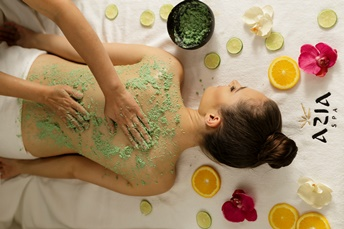 Body Spa treatments