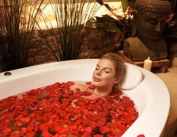 New treatments of Spa baths